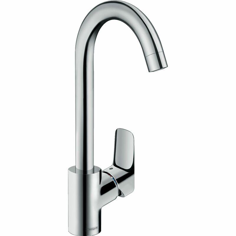 hansgrohe | Logis | 71835000 | Kitchen Sink Mixer