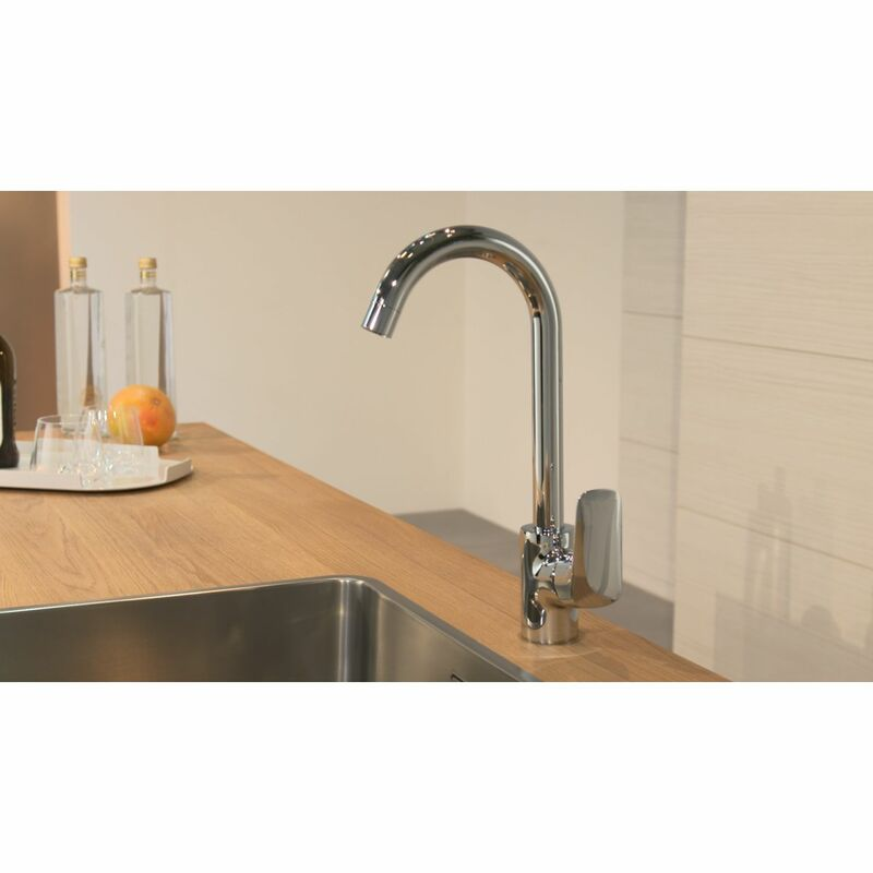 hansgrohe | Logis | 71835000 | Kitchen Sink Mixer | Lifestyle2