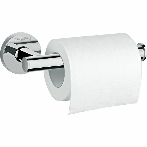 hansgrohe Logis Universal 41726000 Toilet roll holder without cover
