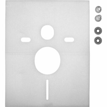 Duravit 005064 Noise reduction gasket