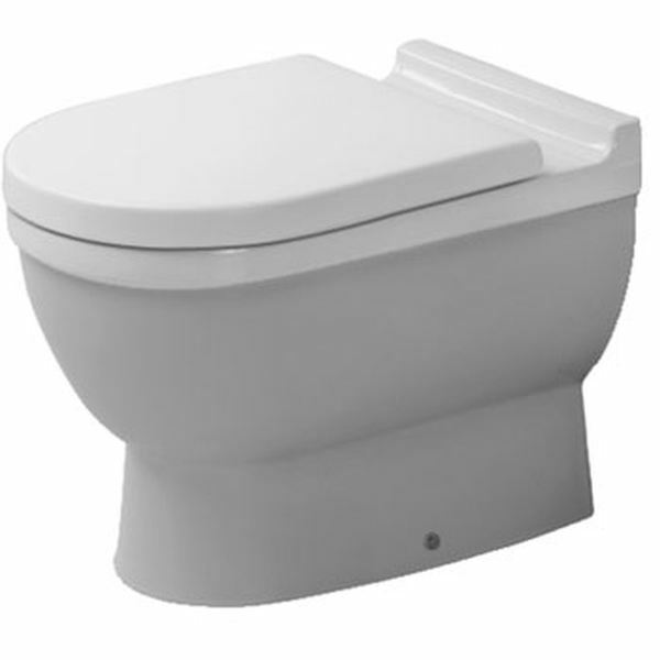 Duravit | Starck 3 | 124090000 | Toilet Pan