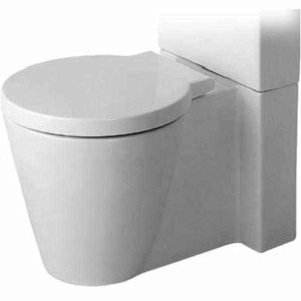 Duravit | Starck 1 | 233090064 | Toilet Pan