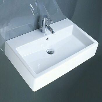 Duravit Vero 0454700000 700x470 1 Tap Hole Wall Mounted Basin