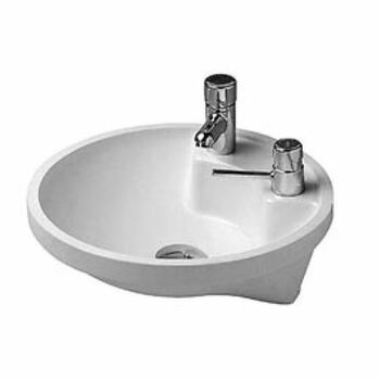 Duravit Architec 0462400023 400x400 2 Tap Hole Under Counter Basin