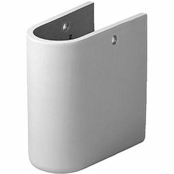 Duravit Starck 3 086515 Large Semi Pedestal White