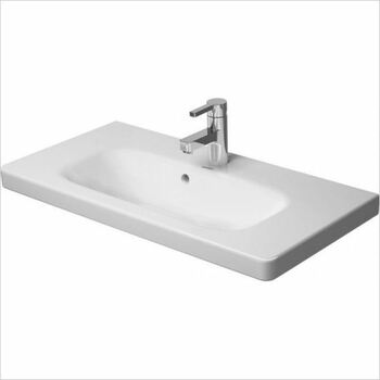 Duravit Durastyle 2337780000 785x400 1 Tap Hole Wall Mounted Basin