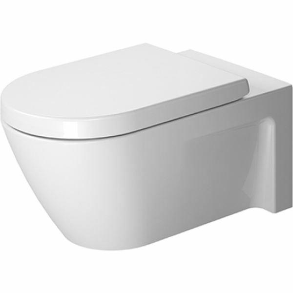 Duravit   Starck 2   2533090000   Toilet Pan