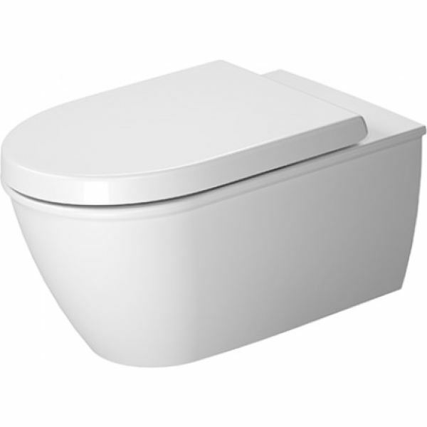 Duravit | Darling New | 2544090000 | Wall Mounted Pan