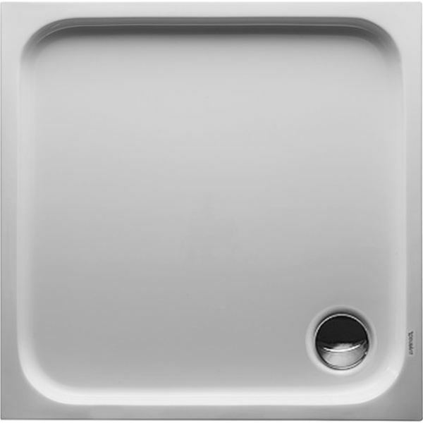 Duravit | D Code | 72010100000000 | Square Shower Tray
