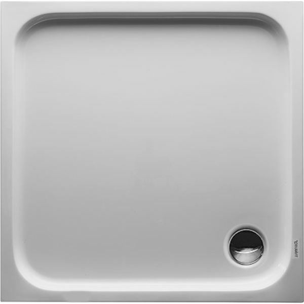 Duravit | D Code | 72010200000000 | Square Shower Tray