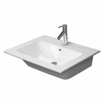 Duravit Durastyle 2336830000 830x490 1 Tap Hole Wall Mounted Basin