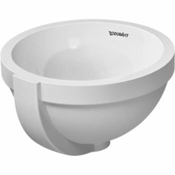 Duravit Architec 0319270000 275x275 No Tap Hole Under Counter Basin