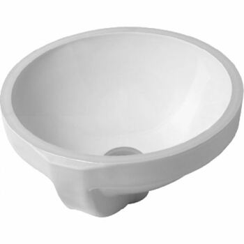Duravit Architec 0319320000 325x325 No Tap Hole Under Counter Basin