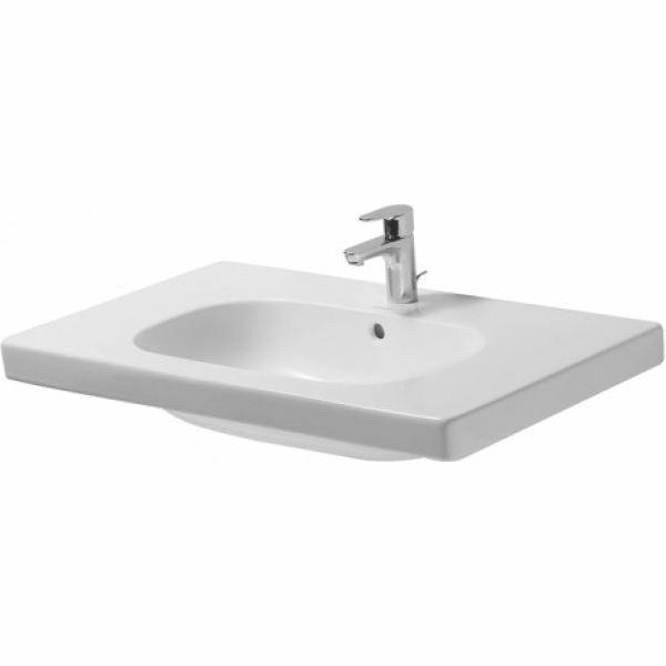 Duravit | D-Code | 03428500302 | Countertop Basin