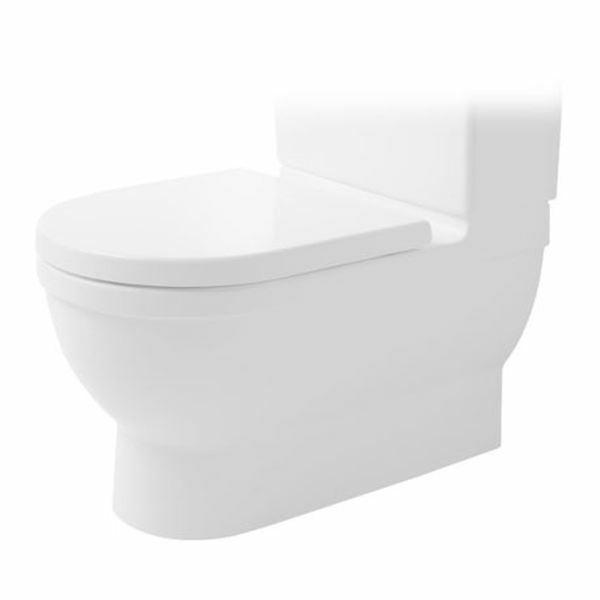 Duravit | Starck 3 | 210409000 | Toilet Pan