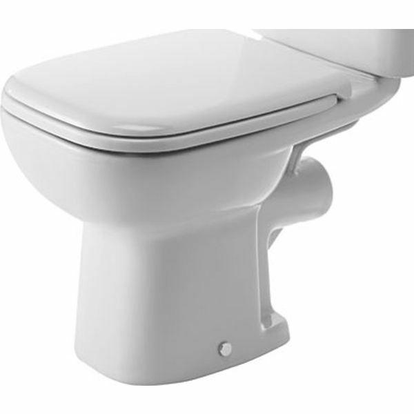 Duravit | D Code | 21110900002 | Toilet Pan