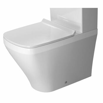 Duravit Durastyle 2155090000 Close Coupled Back To Wall Pan Washdown White