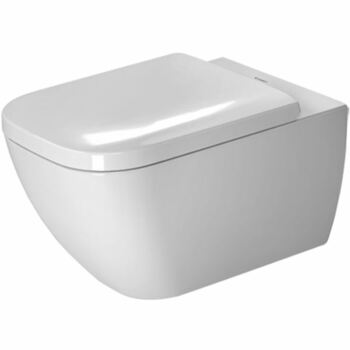 Duravit Happy D2 2222090000 Wall Mounted Rimless Pan White