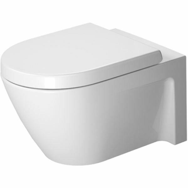 Duravit   Starck 2   2534090000   Toilet Pan