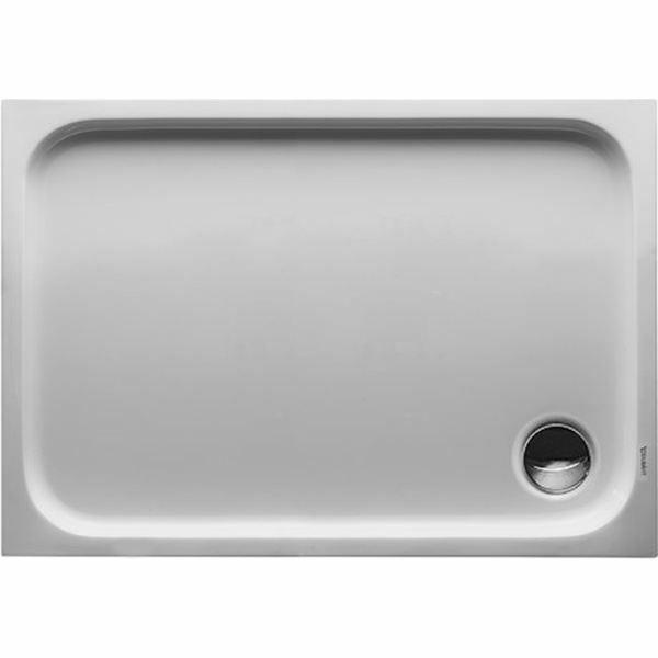 Duravit | D Code | 72009300000000 | Rectangular Shower Tray