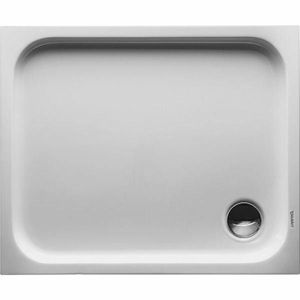 Duravit | D Code | 72010400000000 | Rectangular Shower Tray