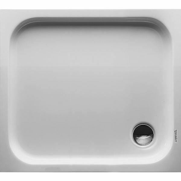 Duravit   D Code   72010500000000   Rectangular Shower Tray