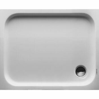 Duravit 720106 D Code Shower Tray 1000 X 800 White