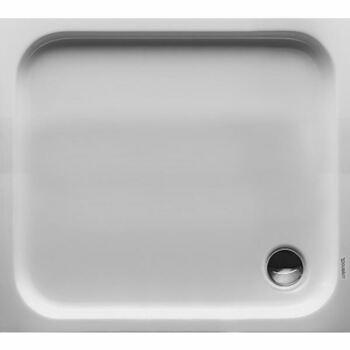 Duravit 720107 D Code Shower Tray 1000 X 900 White