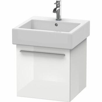 Duravit X-Large XL604302222 450x448 Wall Mounted Vanity Unit White High Gloss