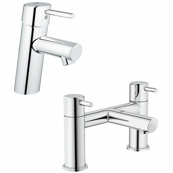 Grohe | Concetto | 117395 | Basin Mixer