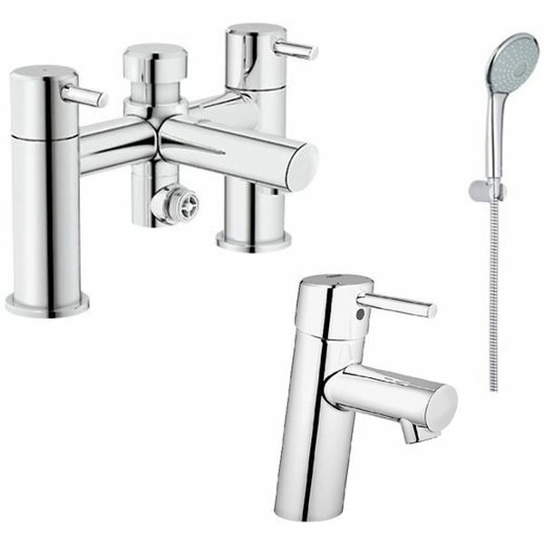 Grohe | Concetto | 117396 | Basin Mixer
