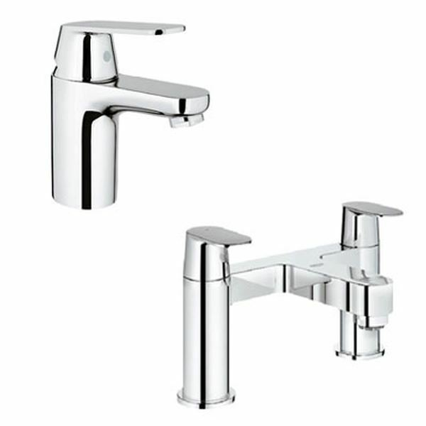 Grohe | Eurosmart | 117401 | Bath Shower Mixer