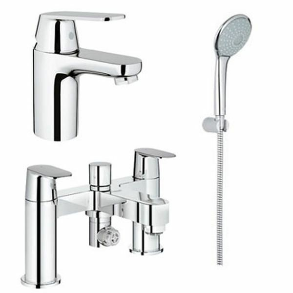 Grohe | Eurosmart | 117402 | Bath Shower Mixer