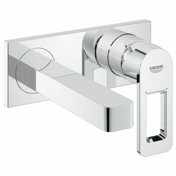 Grohe Quadra 19479 Basin Mixer Wall Mounted 2 Hole Trim Set chrome