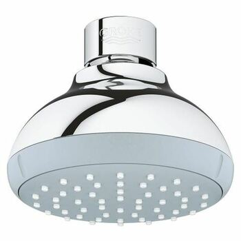 Grohe 26050 New Tempesta Headshower High Pressure Chrome