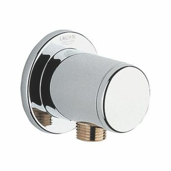 Grohe Minimalist 27057 Elbow Plate Circle