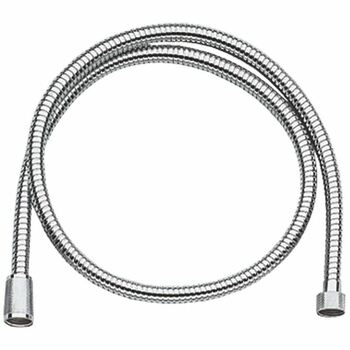 Grohe 28142 Long Life Hose 1/2 inch X 1250mm Chrome