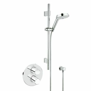 Grohe 3000C Rapido 34278 Concealed Shower Set Chrome