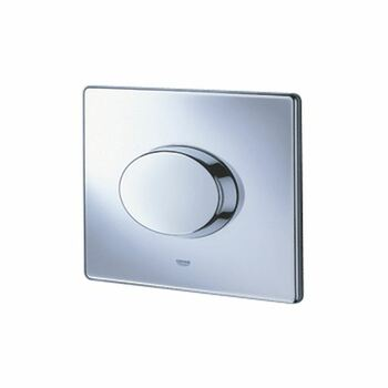 Grohe 38565 Skate Air Single Flush Plate ABS Chrome Plated