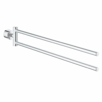 Grohe Atrio 40308 Towel Bar Two Arms