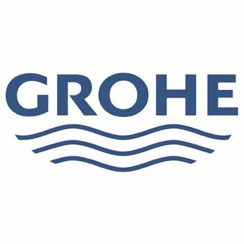 Grohe 45362 Shower Rail Holder White