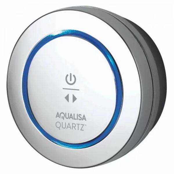 Aqualisa | Quartz Digital | QZD.B3.DVDS.18 | Digital Shower Remote