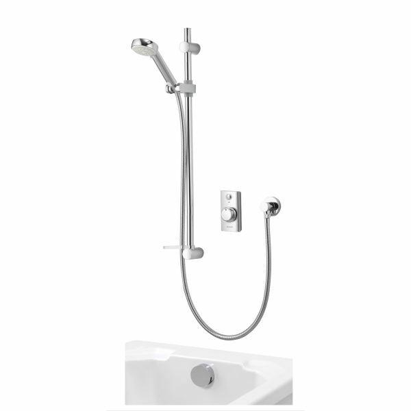 Aqualisa | Visage Digital | VSD.A2.BV.DVBTX.14 | Digital Shower