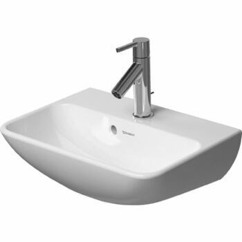 Duravit ME by Starck 0719450000 450x320 1 Tap Hole Cloakroom Basin