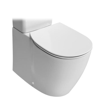 Ideal Standard Concept Cube E822801 Close Coupled/ Back to Wall WC Pan White
