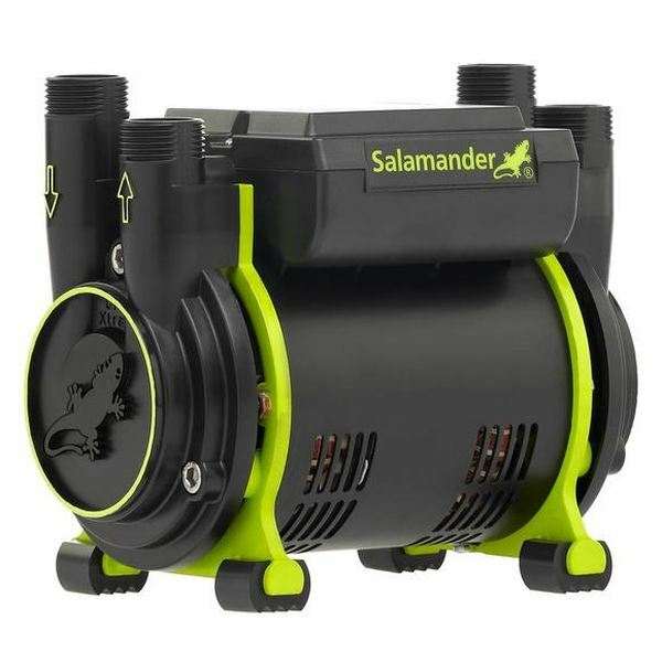 Salamander CT 50 Xtra Twin Outlet Shower Pump 1.5 Bar