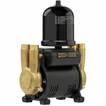 Salamander CT Force 20TU Universal Twin Shower Pump 2.0