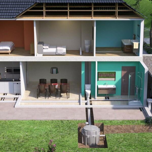 Saniflo | Sanifos | SAN6308 | Residential | Lifestyle