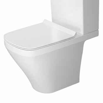 Duravit Durastyle 216209 Close Coupled Back To Wall Pan Washdown White