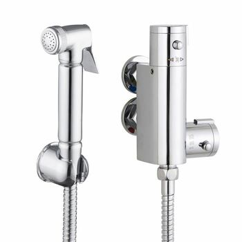 Jaxikit Jaxi Bar JAXIBAR Bidet Douche Bar Valve Set